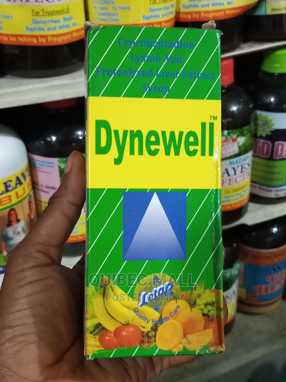 Dynewell Weight Gain