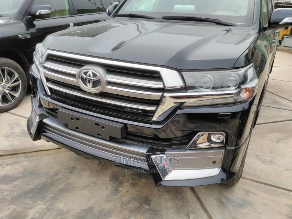 New Toyota Land Cruiser 2020 4.6 V8 GXR Black | Cars for sale in Mabushi, Abuja (FCT) State, Nigeria