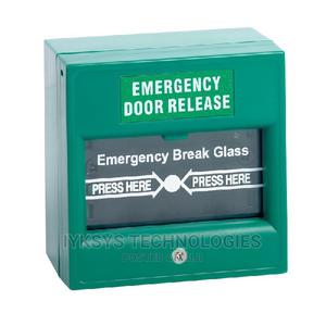 Chloride UK Emergency Break Glass Cp-ps01 | Safetywear & Equipment for sale in Lagos State, Ajah