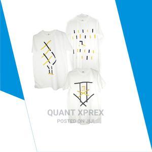 Glitters T-shirt 100% Cotton/ Danin Original | Clothing for sale in Lagos State, Apapa