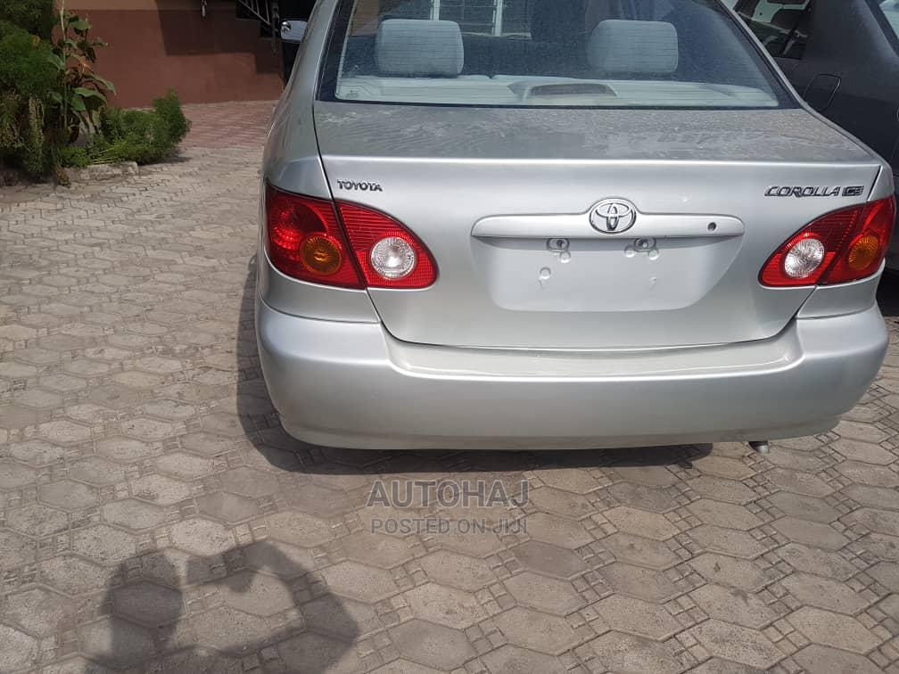 Toyota Corolla 2004 Sedan Automatic Gray   Cars for sale in Gwarinpa, Abuja (FCT) State, Nigeria