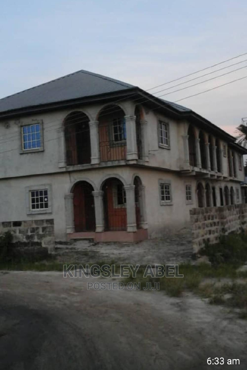 For Sale: Storey Buillding of 6 Flats at Jeddo | Houses & Apartments For Sale for sale in Warri, Delta State, Nigeria