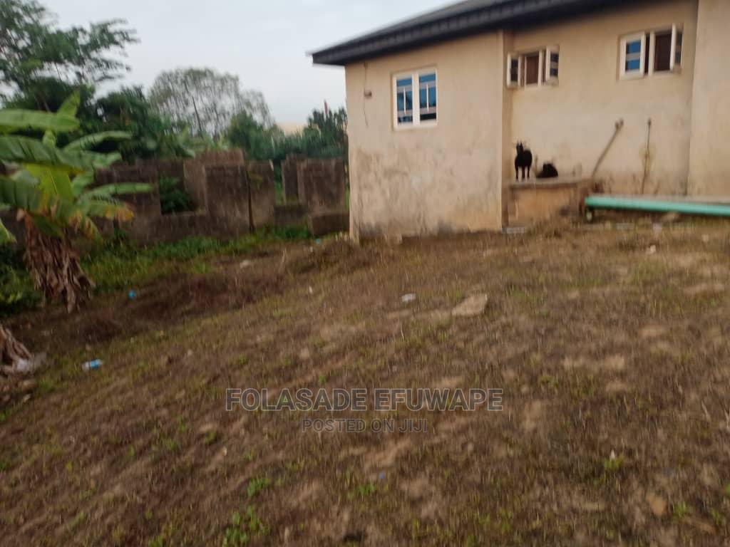 Newly Built Bungalow Of 4 Bedrooms for Sale With Family Receipt | Houses & Apartments For Sale for sale in Isheri North, Ojodu, Nigeria