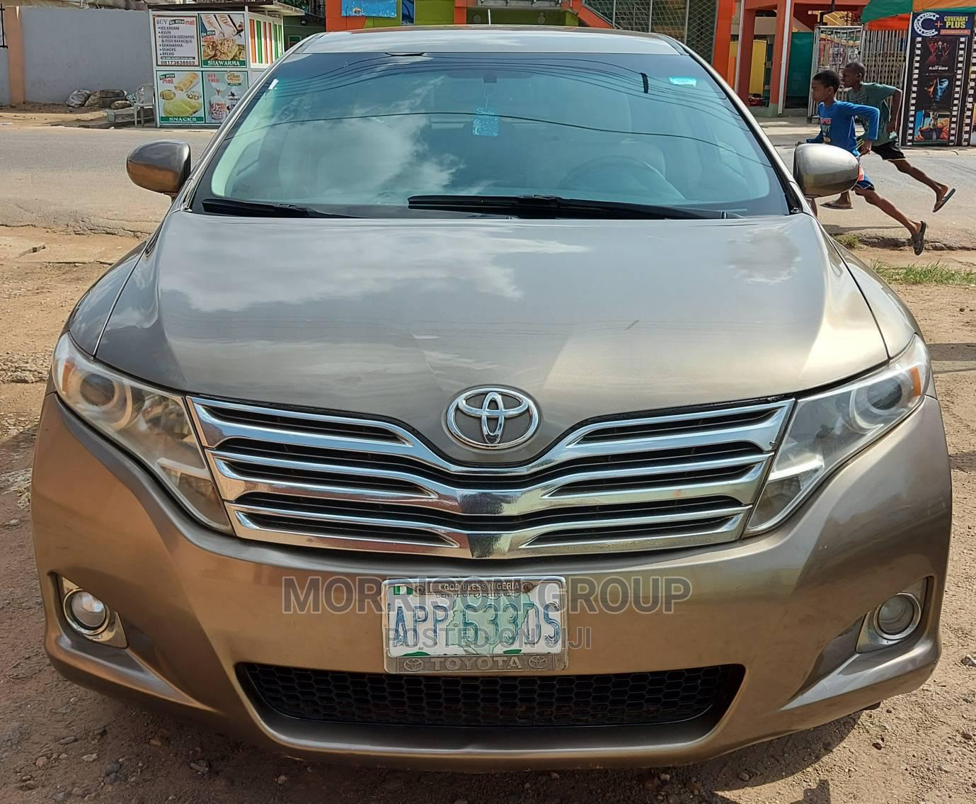 Toyota Venza 2010 Brown | Cars for sale in Agege, Lagos State, Nigeria