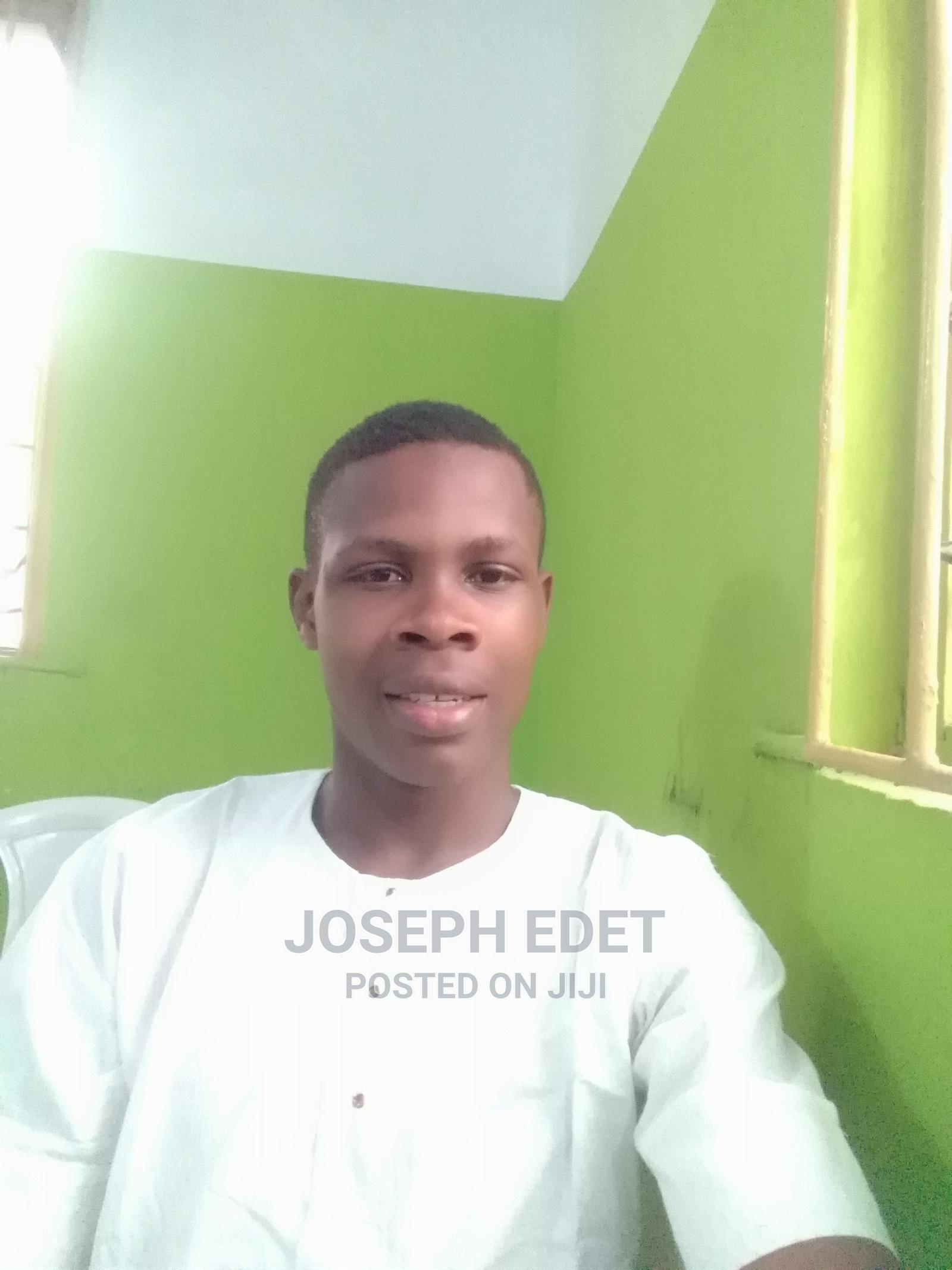 Mr Joseph Edet Essiet