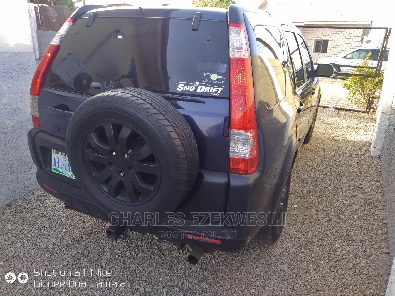 Archive: Honda CR-V 2006 LX 4WD Automatic Blue