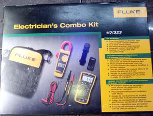 Fluke 117/323 Electricians Combo Kit, Digital Multimeter And | Measuring & Layout Tools for sale in Lagos State, Ojo