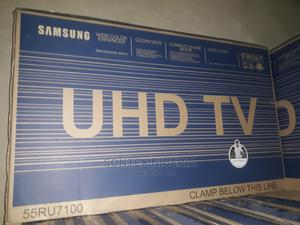 Samsung 55 Inches Uhd Tv | TV & DVD Equipment for sale in Lagos State, Ojo
