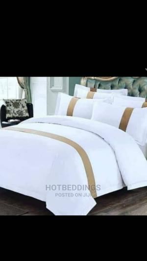 Matured Duvet, Bedspread and 4 Pillowcases   Home Accessories for sale in Lagos State, Ikeja