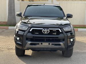 New Toyota Hilux 2021 Black | Cars for sale in Abuja (FCT) State, Gwarinpa