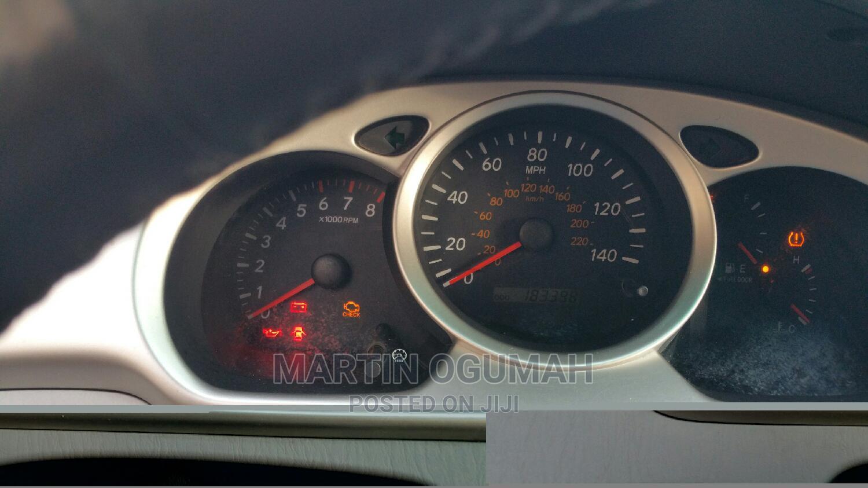 Archive: Toyota Highlander 2005 Green