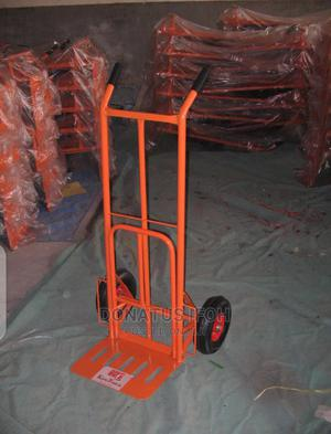 Two Wheel Folding Hand Trolley | Store Equipment for sale in Lagos State, Ikeja