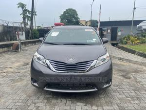 Toyota Sienna 2015 Gray | Cars for sale in Lagos State, Ikoyi