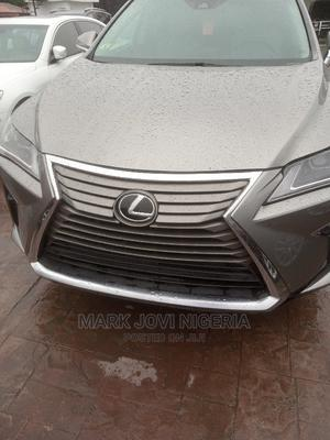 Lexus RX 2017 350 FWD Gray   Cars for sale in Lagos State, Lekki