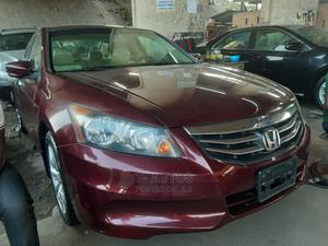 Honda Accord 2011 Red | Cars for sale in Lagos State, Amuwo-Odofin