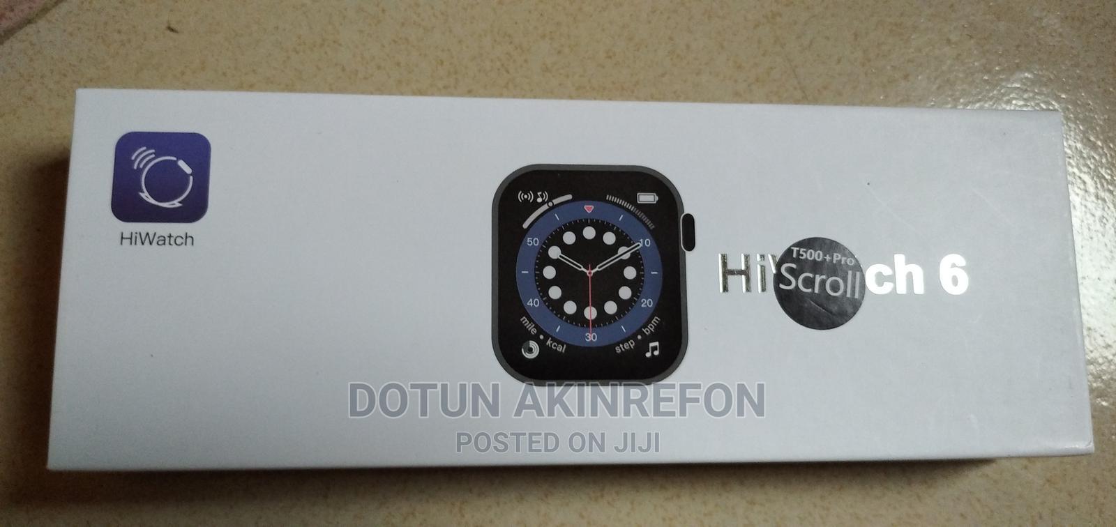Archive: T500 Plus Pro Smartwatch