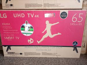 LG 65 Inches Smart TV Available at a Giveaway Price | TV & DVD Equipment for sale in Oyo State, Ibadan