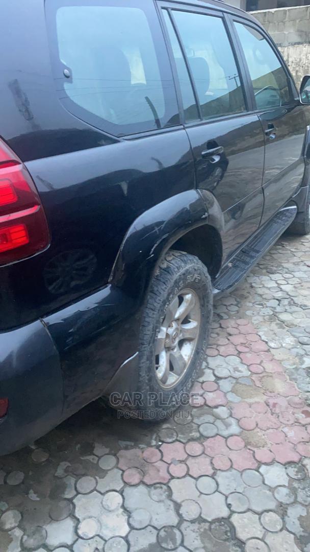 Toyota Land Cruiser Prado 2009 GX Black | Cars for sale in Lekki, Lagos State, Nigeria