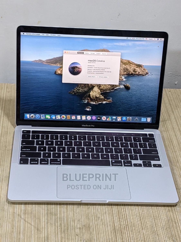 Laptop Apple MacBook Pro 2020 8GB Intel Core I5 SSD 256GB | Laptops & Computers for sale in Ikeja, Lagos State, Nigeria