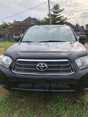 Toyota Highlander 2009 Hybrid Limited Black | Cars for sale in Imo State, Owerri