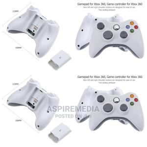 Wireless Xbox 360 Controller Microsoft | Video Game Consoles for sale in Lagos State, Ikeja