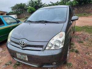 Toyota Corolla 2006 Verso 1.8 Luna Automatic Gray | Cars for sale in Lagos State, Alimosho