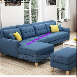 L Shape Sofa | Furniture for sale in Lagos State, Ojo