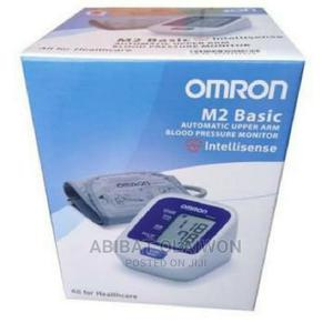 Omron M2 Basic Intellisense Blood Pressure Machine   Medical Supplies & Equipment for sale in Lagos State, Shomolu
