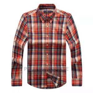 Beautiful High Quality Men'S Classic Designers Shirt | Clothing for sale in Abuja (FCT) State, Gwarinpa