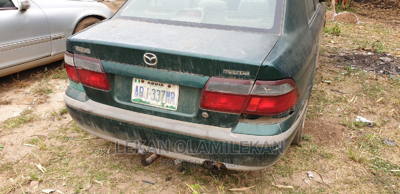 Mazda 626 2000 Green | Cars for sale in Ife, Osun State, Nigeria