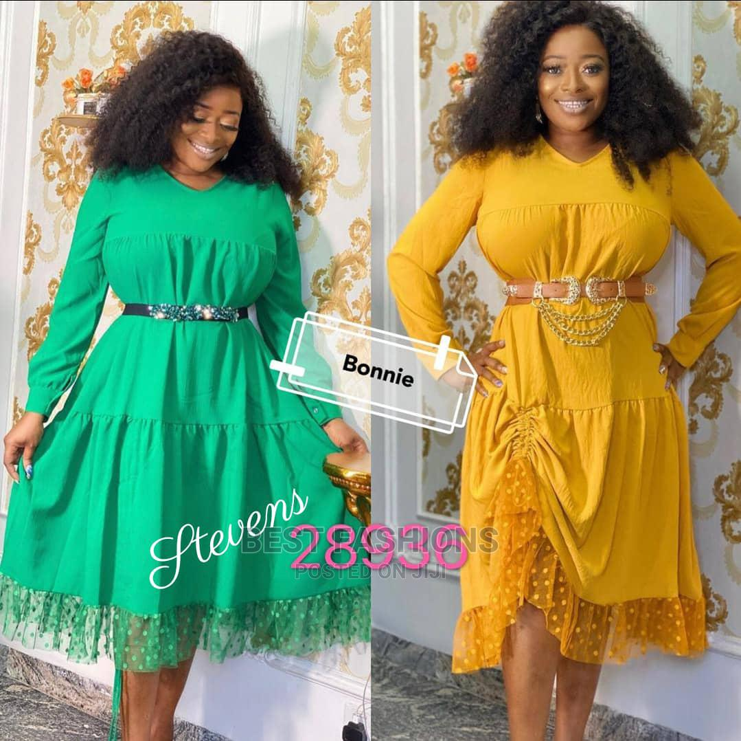 Archive: Quality Female Long Sleeve Dress