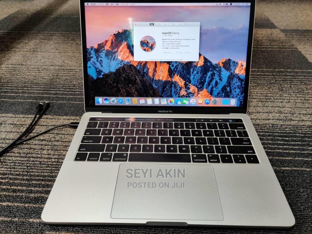 Laptop Apple MacBook 2017 16GB Intel Core I7 SSD 256GB | Laptops & Computers for sale in Ojodu, Lagos State, Nigeria