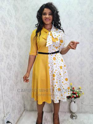 Smart Short Female Corporate Gown | Clothing for sale in Lagos State, Ikeja