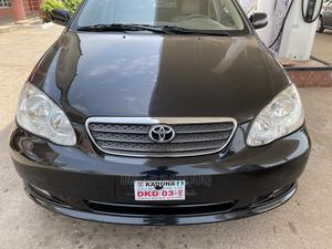Toyota Corolla 2007 1.4 VVT-i Black   Cars for sale in Abuja (FCT) State, Wuse