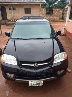 Acura MDX 2002 3.5L 4x4 Black   Cars for sale in Delta State, Warri