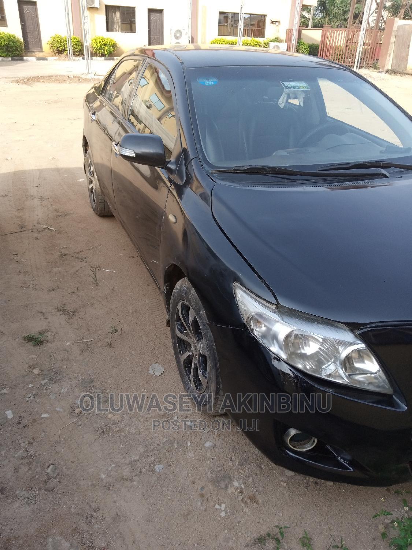 Toyota Corolla 2008 1.8 Black | Cars for sale in Ikorodu, Lagos State, Nigeria