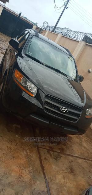 Hyundai Santa Fe 2008 3.3 SE Black   Cars for sale in Ogun State, Abeokuta South