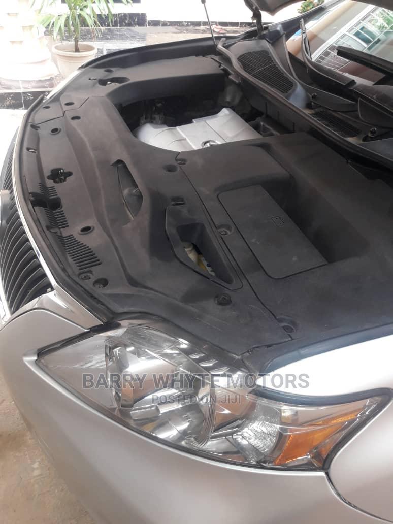 Archive: Lexus RX 2010 350 Silver