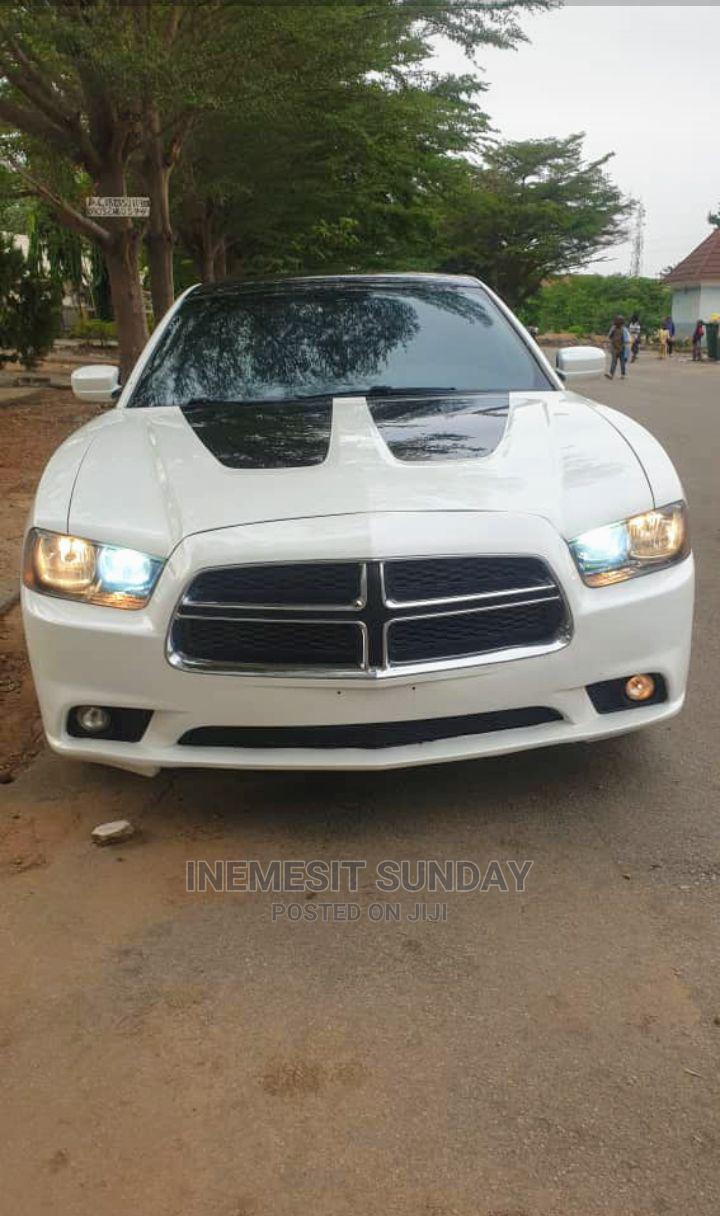 Archive: Dodge Charger 2014 White
