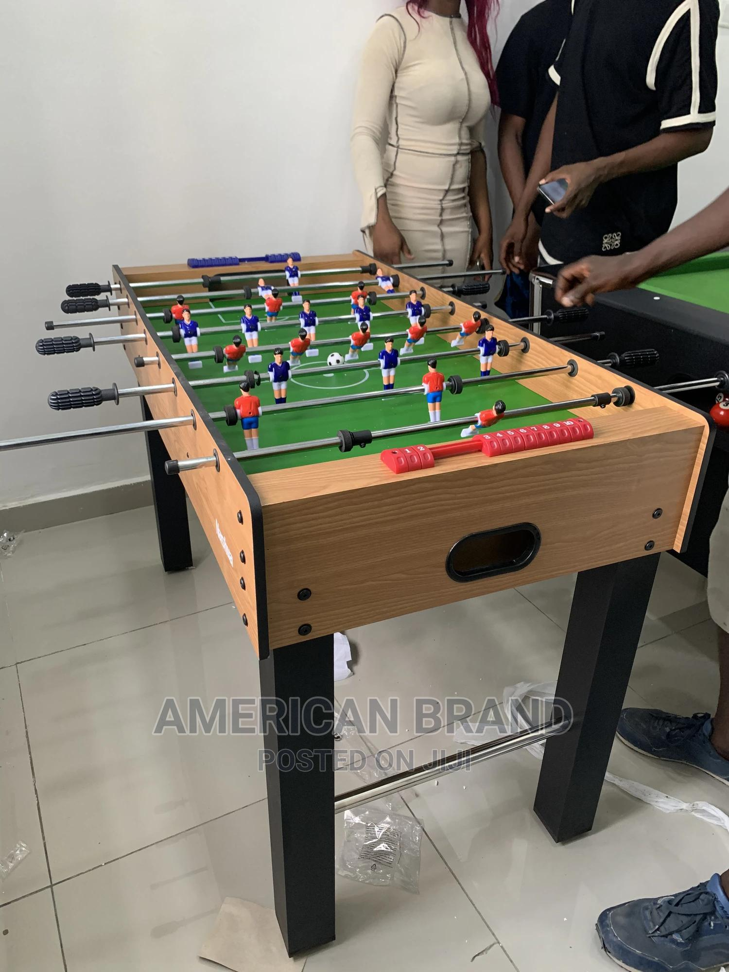 Super Quality Soccer Table