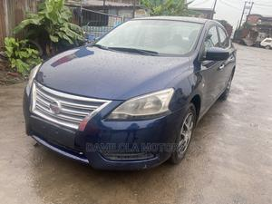 Nissan Sentra 2013 S Blue | Cars for sale in Lagos State, Yaba