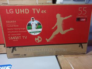 LG 55 Inches Smart. TV | TV & DVD Equipment for sale in Lagos State, Ejigbo