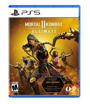 Mortal Kombat 11 Ultimate - Playstation 5   Video Games for sale in Lagos State, Lekki