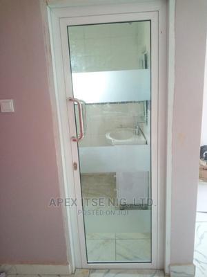 Bathroom/Toilet Glass Door   Doors for sale in Abuja (FCT) State, Guzape District