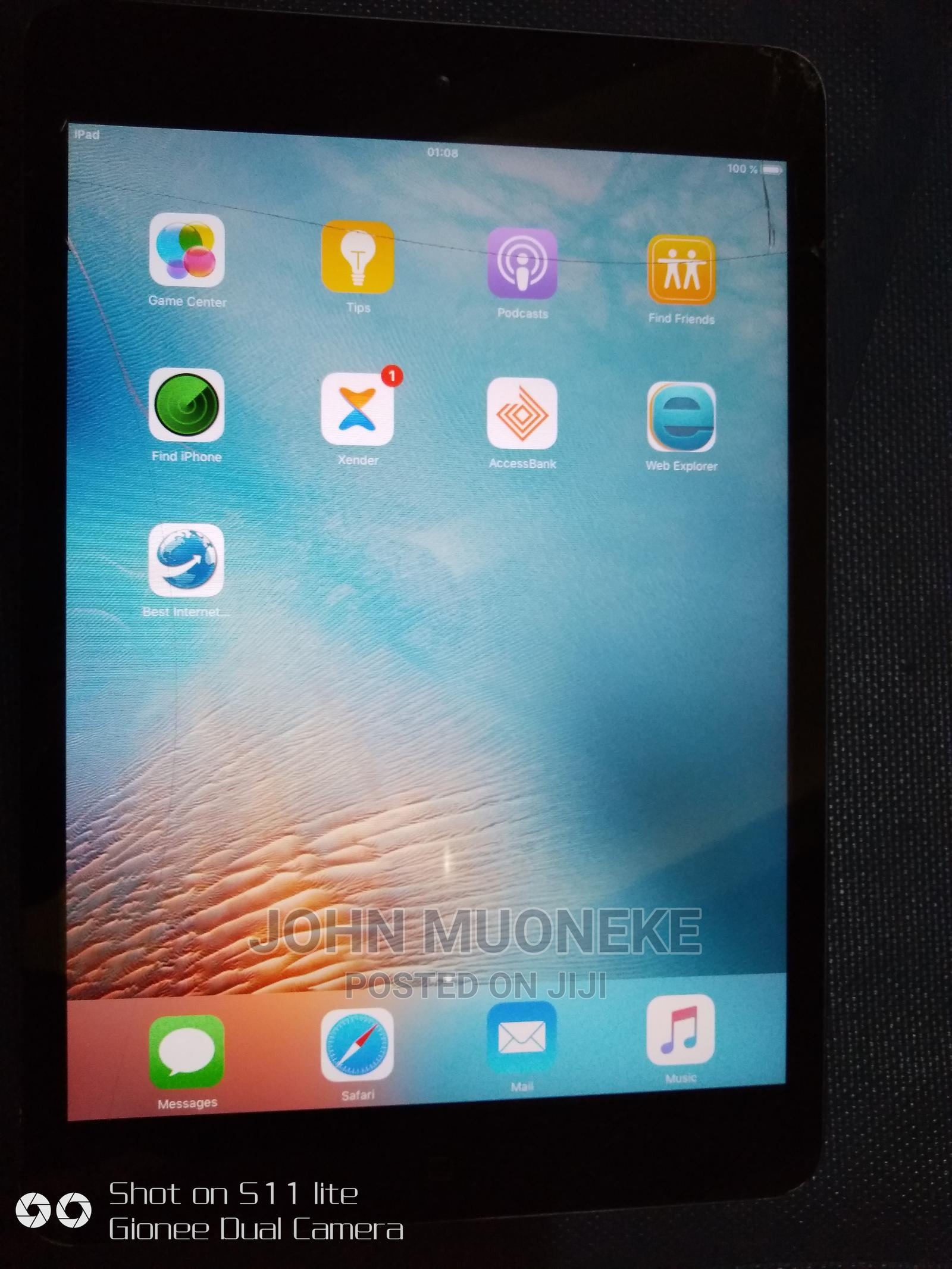 Archive: Apple iPad Mini Wi-Fi 16 GB Black