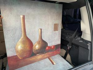 Two Large Canvas Paintings | Arts & Crafts for sale in Abuja (FCT) State, Wuse
