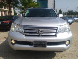 Lexus GX 2012 460 Premium Silver | Cars for sale in Abuja (FCT) State, Central Business District