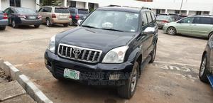 Toyota Land Cruiser Prado 2008 STANDARD Black | Cars for sale in Lagos State, Ikeja