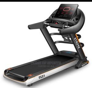3hp Treadmill With Massager | Sports Equipment for sale in Lagos State, Surulere