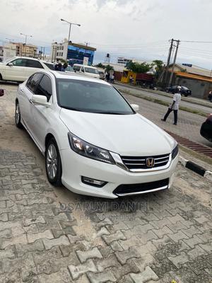 Honda Accord 2015 White | Cars for sale in Lagos State, Lekki